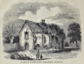 King's Langley Priory ruins 1844.png