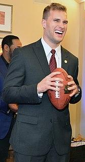Kirk Cousins American football quarterback