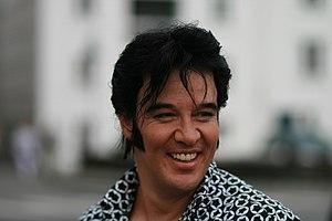 Kjell Elvis - Kjell Elvis in Stavanger