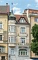 Klagenfurt Dr.-Arthur-Lemisch-Platz 3 Wohnhaus im altdeutschen Stil 23072016 3948.jpg