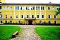 Klagenfurt Harbach urspruengliches Schloss Westansicht 0206209 34.jpg