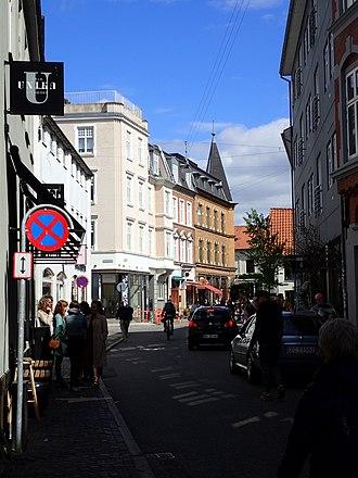 Klostergade - Klostergade in Aarhus