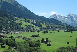 Klosters Dorf