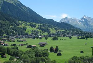 Klosters - Klosters Dorf