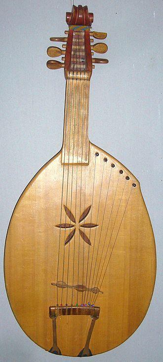 Mykola Budnyk - Image: Kobza Of Veresai
