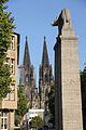 Koeln Altstadt Nord Kölner Dom Domkloster 4 Denkmalnummer 911.jpg