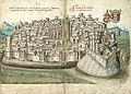 Konrad von Grünenberg - Beschreibung der Reise von Konstanz nach Jerusalem - Blatt 26v-27r.jpg