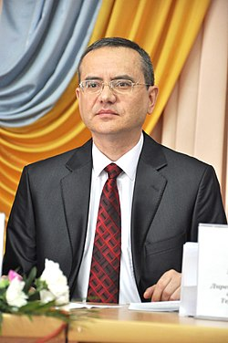 Професор Михайло Корда, травень 2015