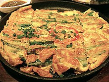 List of korean dishes wikipedia buchimgaeedit forumfinder Choice Image