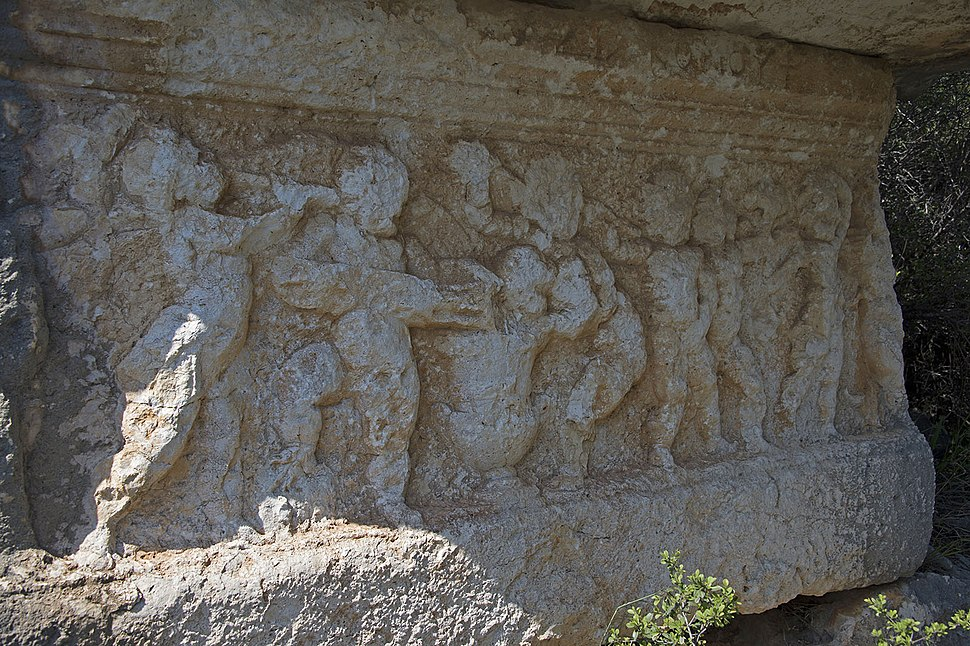 Korykon Necropoli and churches 7001