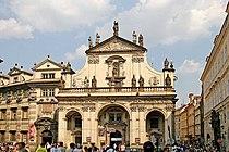 Kostel Svatého Salvátora na Křižovnickém náměstí.jpg
