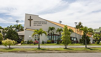 Kota Kinabalu District - Image: Kota Kinabalu Sabah Gereja Basel Kota Kinabalu 02