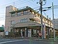 Koto Shiomi Post Office, at Shiomi, Koto, Tokyo (2020-01-01) 01.jpg