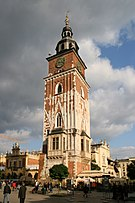 Kraków -Town Hall Tower 01.jpg