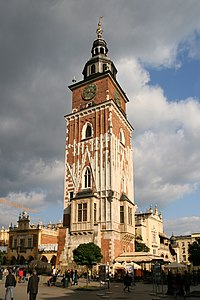 Kraków -Town Hall Tower 01.jpg