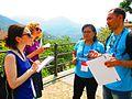 Krish Dulal at Wikimania 2016.jpg