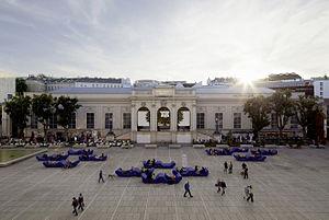 Kunsthalle Wien - Kunsthalle Wien Museumsquartier