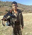 Kurdish PKK Guerilla (20973339195).jpg