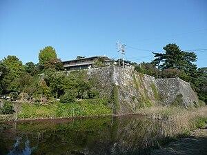 Kurume Domain - Remains of Kurume Castle (November 4, 2010)