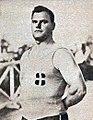 L'Italien Giuseppe Tonani, champion olympique des poids lourds en 1924.jpg