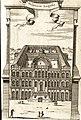 L'ancienne Rome - la principale des villes de l'Europe, avec toutes ses magnificences et ses delices - nouvellement and très-exactement décrite depuis sa fondation, and illustrée par les tailles (14577347770).jpg