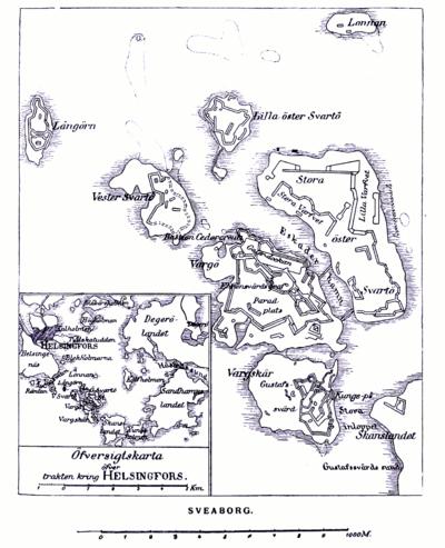 Beleiringen av Sveaborg
