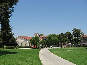 Long Beach City College - The Liberal Arts Campus Administration Building