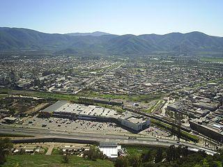 La Calera, Chile City and Commune in Valparaíso, Chile
