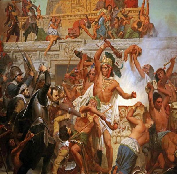 Archivo:La Captura de Moctezuma.png