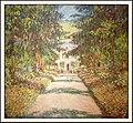 La grande allée à Giverny (musée des beaux-arts de Montréal) (4086369799).jpg