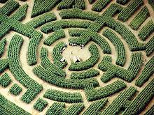 Il Labirinto di Barvaux-Durbuy, Belgio