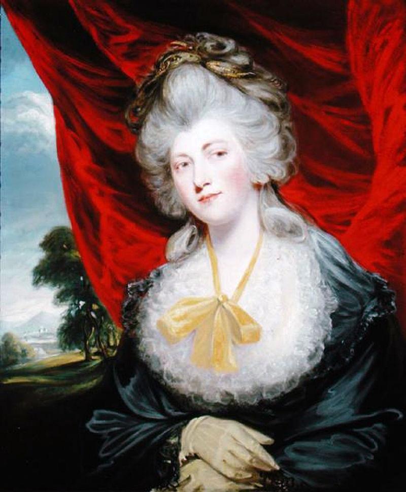 Леди Хартфорд 1800 Года.JPG