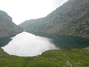 Lago Bianco (Valsesia) - Image: Lago Bianco Val Vogna
