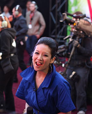 Elaine Lui - Lui in 2009