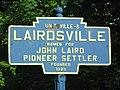 Lairdsville, PA Keystone Marker.jpg
