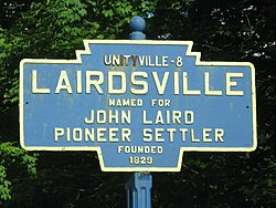 Official logo of Lairdsville, Pennsylvania