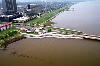 Lake Pontchartrain Causeway Parallel bridges in Louisiana, United States