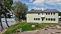 Lake Saadjärv Äksi lake side building.jpg