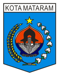 190px Lambang Kota Mataram
