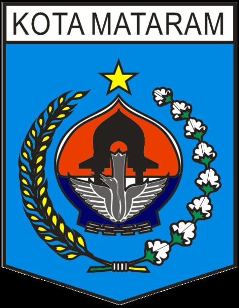 Berkas Lambang Kota Mataram Png Wikipedia Bahasa Indonesia Ensiklopedia Bebas