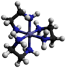 Lambda-Tris (ethyleendiamine) kobalt (III) -chloride-3D-ballen-door-AHRLS-2012.png