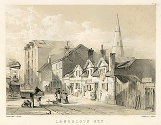 Redburn - Launcelott's Hey, 1843