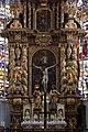 Landsberg am Lech, Stadtpfarrkirche Mariä Himmelfahrt, main altar 002.JPG