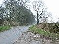 Lane to Barnsley - geograph.org.uk - 315736.jpg