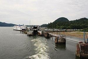 Langdale, British Columbia - Langdale Ferry Terminal