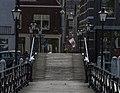 Lange IJzerenbrug, (Long Ironbridge), Nieuwe haven, Dordrecht (13766970225).jpg