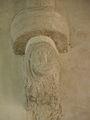 Langonnet (56) Église Sculpture romane 03.JPG