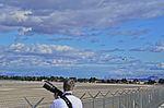 Las Vegas - McCarran International Airport (LAS - KLAS) Aircraft Spotter (8286028483).jpg
