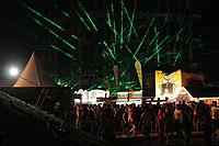 Lasershow, Fressmeile.JPG