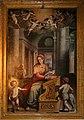 Lattanzio Gambara, madonna col bambino e san giovannino, 03.jpg